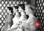 Image of American models United States USA, 1950, second 25 stock footage video 65675063210