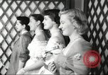 Image of American models United States USA, 1950, second 27 stock footage video 65675063210
