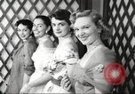 Image of American models United States USA, 1950, second 29 stock footage video 65675063210