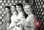 Image of American models United States USA, 1950, second 30 stock footage video 65675063210