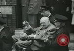 Image of Sir Winston Churchill London England United Kingdom, 1962, second 26 stock footage video 65675063213