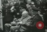 Image of Sir Winston Churchill London England United Kingdom, 1962, second 31 stock footage video 65675063213