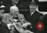 Image of Sir Winston Churchill London England United Kingdom, 1962, second 56 stock footage video 65675063213