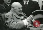 Image of Sir Winston Churchill London England United Kingdom, 1962, second 59 stock footage video 65675063213