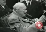 Image of Sir Winston Churchill London England United Kingdom, 1962, second 60 stock footage video 65675063213