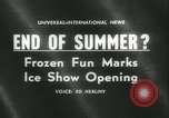 Image of ice show United States USA, 1962, second 2 stock footage video 65675063215