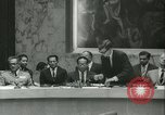 Image of United Nations conference New York United States USA, 1962, second 8 stock footage video 65675063218