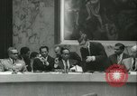 Image of United Nations conference New York United States USA, 1962, second 11 stock footage video 65675063218