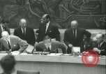 Image of United Nations conference New York United States USA, 1962, second 24 stock footage video 65675063218