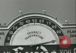 Image of American people during 1937 heat wave United States USA, 1937, second 9 stock footage video 65675063222
