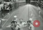 Image of American people during 1937 heat wave United States USA, 1937, second 16 stock footage video 65675063222