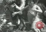 Image of American people during 1937 heat wave United States USA, 1937, second 19 stock footage video 65675063222