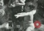 Image of American people during 1937 heat wave United States USA, 1937, second 20 stock footage video 65675063222