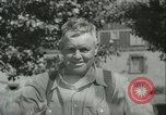 Image of American people during 1937 heat wave United States USA, 1937, second 31 stock footage video 65675063222