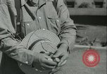 Image of American people during 1937 heat wave United States USA, 1937, second 32 stock footage video 65675063222