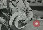 Image of American people during 1937 heat wave United States USA, 1937, second 33 stock footage video 65675063222