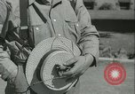 Image of American people during 1937 heat wave United States USA, 1937, second 34 stock footage video 65675063222