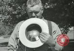 Image of American people during 1937 heat wave United States USA, 1937, second 35 stock footage video 65675063222