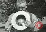 Image of American people during 1937 heat wave United States USA, 1937, second 38 stock footage video 65675063222