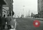 Image of Friedrichstrasse checkpoint Berlin Germany, 1961, second 11 stock footage video 65675063224