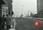 Image of Friedrichstrasse checkpoint Berlin Germany, 1961, second 12 stock footage video 65675063224