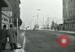 Image of Friedrichstrasse checkpoint Berlin Germany, 1961, second 14 stock footage video 65675063224