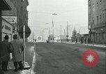Image of Friedrichstrasse checkpoint Berlin Germany, 1961, second 15 stock footage video 65675063224