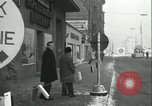 Image of Friedrichstrasse checkpoint Berlin Germany, 1961, second 28 stock footage video 65675063224