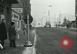 Image of Friedrichstrasse checkpoint Berlin Germany, 1961, second 30 stock footage video 65675063224