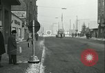 Image of Friedrichstrasse checkpoint Berlin Germany, 1961, second 31 stock footage video 65675063224