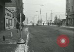 Image of Friedrichstrasse checkpoint Berlin Germany, 1961, second 39 stock footage video 65675063224