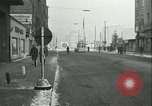 Image of Friedrichstrasse checkpoint Berlin Germany, 1961, second 40 stock footage video 65675063224