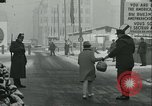 Image of Friedrichstrasse checkpoint Berlin Germany, 1961, second 49 stock footage video 65675063224
