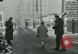 Image of Friedrichstrasse checkpoint Berlin Germany, 1961, second 50 stock footage video 65675063224