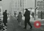 Image of Friedrichstrasse checkpoint Berlin Germany, 1961, second 51 stock footage video 65675063224