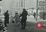 Image of Friedrichstrasse checkpoint Berlin Germany, 1961, second 52 stock footage video 65675063224