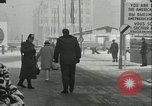Image of Friedrichstrasse checkpoint Berlin Germany, 1961, second 53 stock footage video 65675063224
