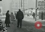 Image of Friedrichstrasse checkpoint Berlin Germany, 1961, second 54 stock footage video 65675063224