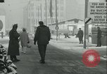 Image of Friedrichstrasse checkpoint Berlin Germany, 1961, second 55 stock footage video 65675063224