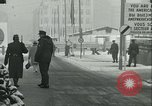 Image of Friedrichstrasse checkpoint Berlin Germany, 1961, second 57 stock footage video 65675063224