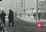 Image of Friedrichstrasse checkpoint Berlin Germany, 1961, second 58 stock footage video 65675063224