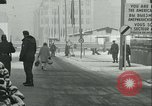 Image of Friedrichstrasse checkpoint Berlin Germany, 1961, second 59 stock footage video 65675063224
