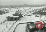 Image of Brandenburg Gate Berlin Germany, 1961, second 13 stock footage video 65675063227