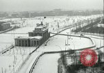 Image of Brandenburg Gate Berlin Germany, 1961, second 17 stock footage video 65675063227
