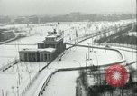 Image of Brandenburg Gate Berlin Germany, 1961, second 18 stock footage video 65675063227
