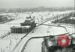 Image of Brandenburg Gate Berlin Germany, 1961, second 19 stock footage video 65675063227