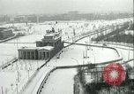 Image of Brandenburg Gate Berlin Germany, 1961, second 24 stock footage video 65675063227