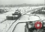 Image of Brandenburg Gate Berlin Germany, 1961, second 28 stock footage video 65675063227