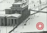 Image of Brandenburg Gate Berlin Germany, 1961, second 39 stock footage video 65675063227