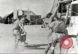 Image of British soldiers Egypt, 1942, second 25 stock footage video 65675063228